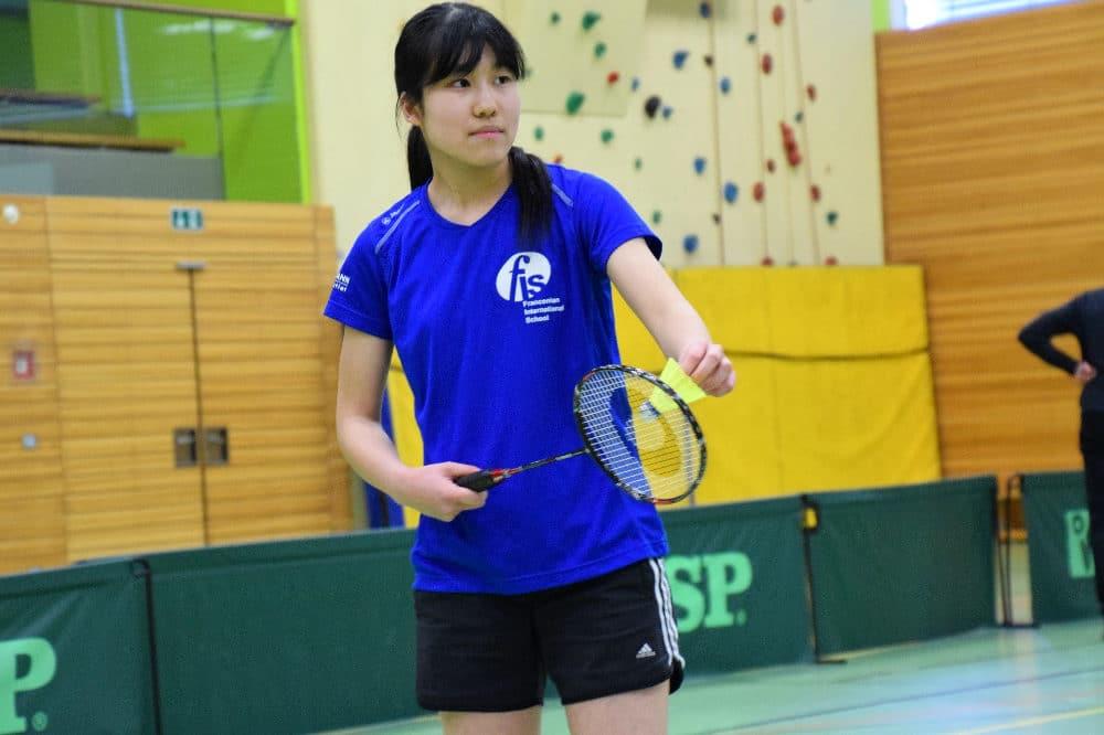 Badminton at the FIS