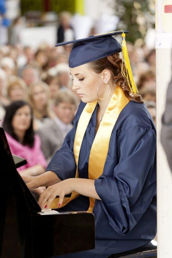 FIS Graduation Piano Performance