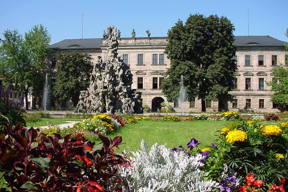 Erlangen Schloss