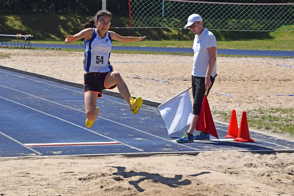 Track and Field at the FIS
