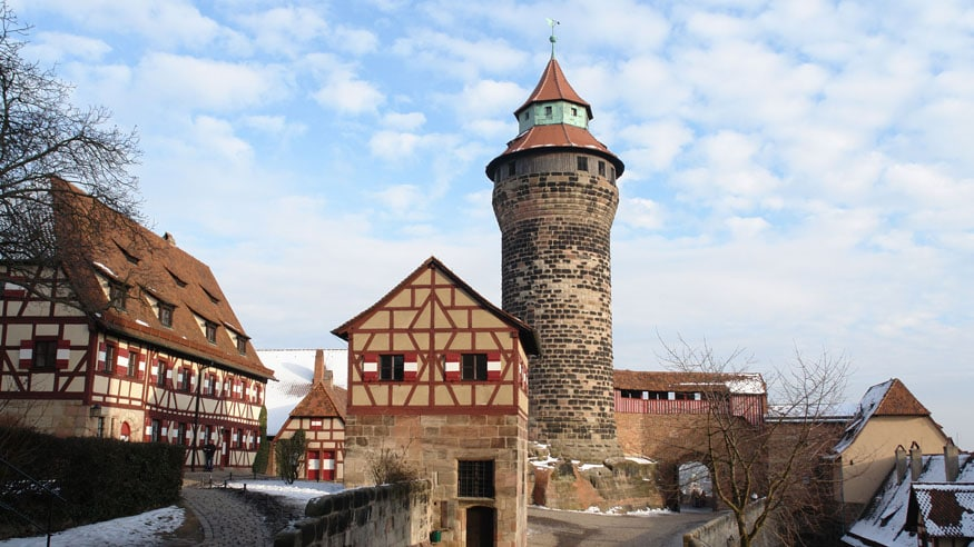 Nürnberg City Tour Franconian International School